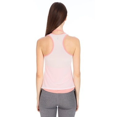 Sportive Kadın Pembe Antrenman Atleti 710331-Pnk Renkli